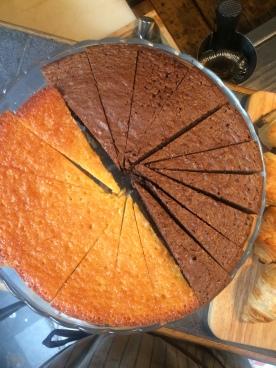 Gâteaux maison